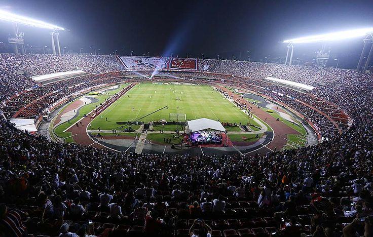 São Paulo x Atlético-MG: ingressos esgotados para a Libertadores #globoesporte