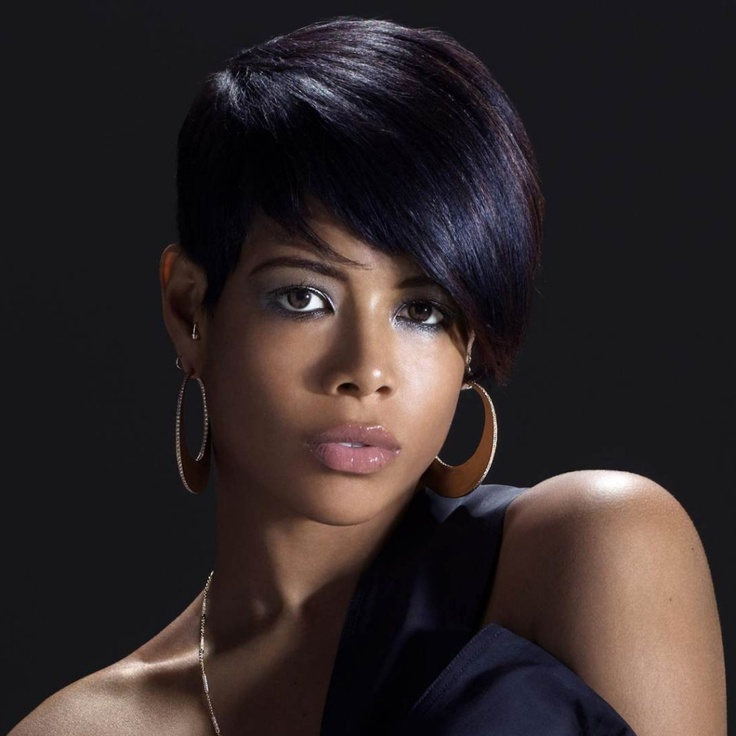 Kelis Hairstyles Front And Back Hair