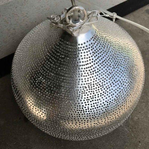 Orientalische Lampe Akilah Silber Orientalische Lampen Orientalisch Orient Lampe