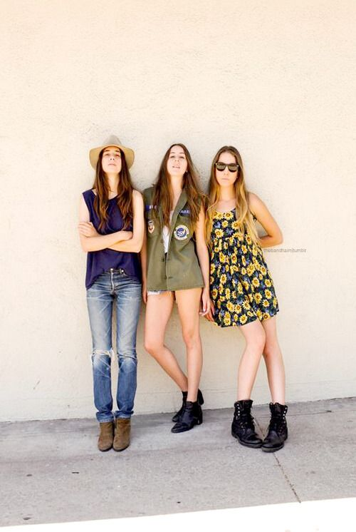 34 Best Style Icon Haim Images On Pinterest Haim Style Style Icons And Artists