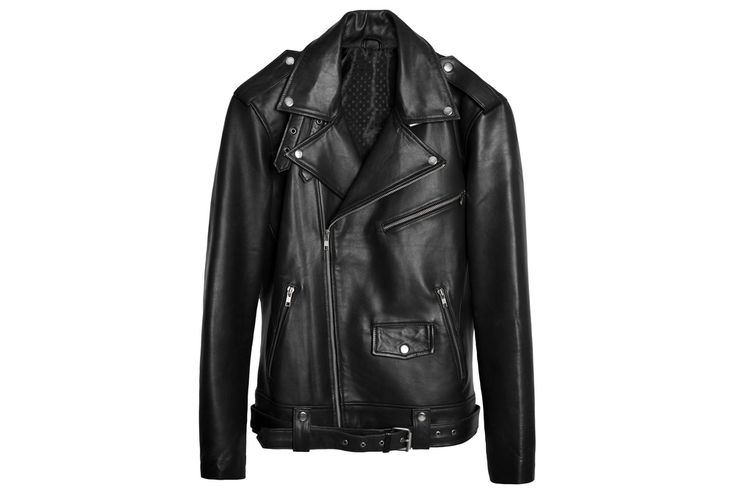 how to get ink off leather jacket
