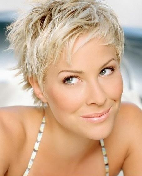 Everyday Hairstyles for Short Hair: Women Haircut