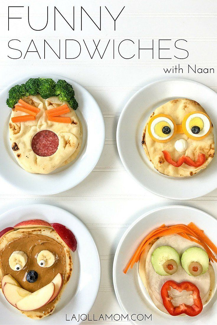 Easy And Fun Kids Lunch Ideas With Naan