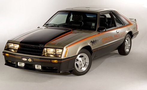 1979 mustang pace car - Google Search