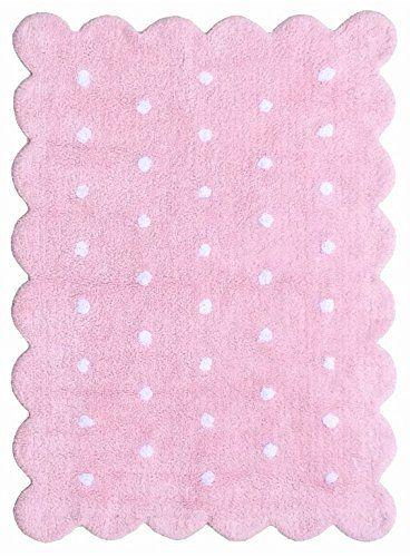 … http://www.123bonsplans.fr/produit/tapis-lavable-en-machine-pour-chambre-denfant-galleta-en-coton-par-lorena-canals-tapis-pour-enfant/