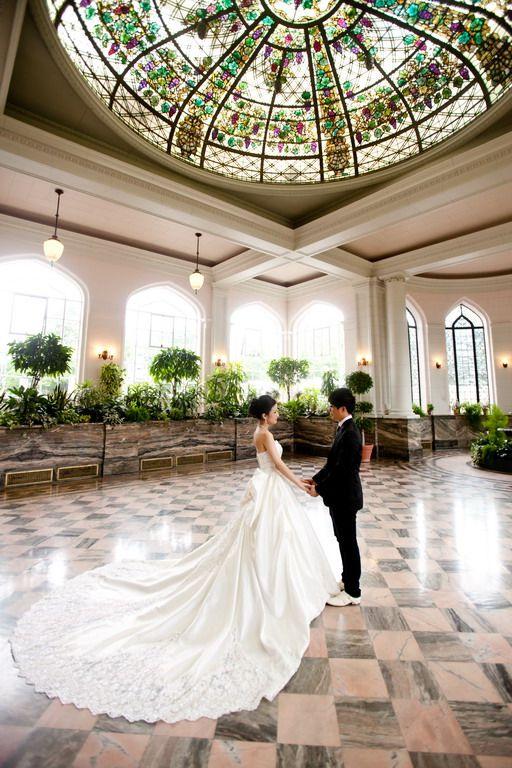 Casa Loma Pre-wedding Photo