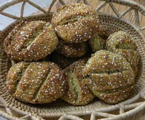 Maya konyhája: Cukkínis paleo bagett