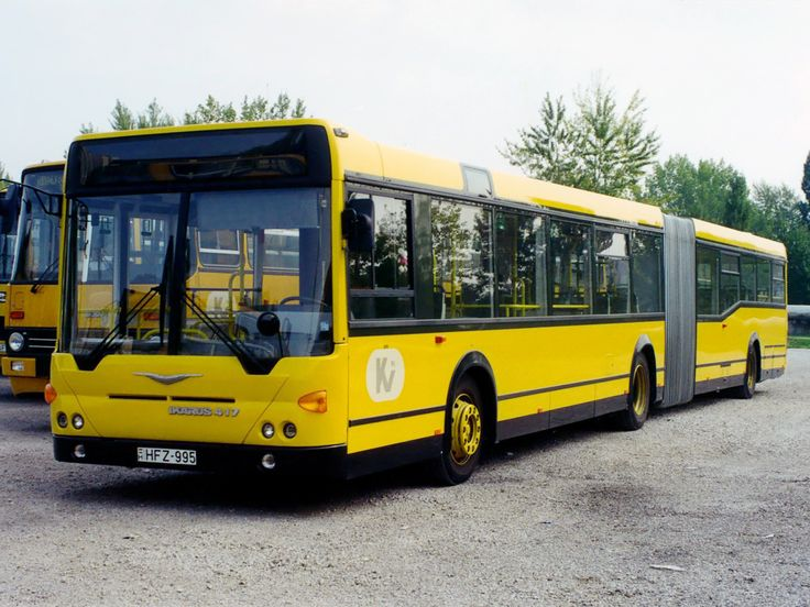 Ikarus 417 of Poland