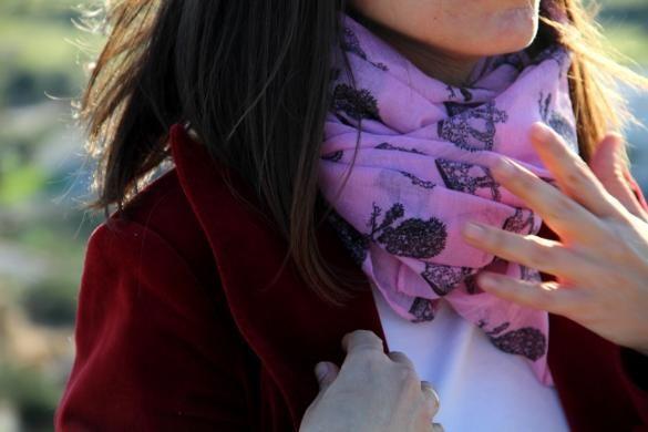 Moda tendecias pañuelos y foulards - Paperblog