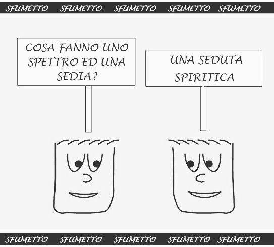 #Barzellette su #halloween  #vignette #ridere #umorismo #battute #freddure