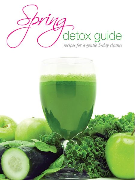 What's in store for you: deliciously nutritious recipes for a gentle 3-day cleanse, everything you need to know about the nutritional value of spring produce, valuable tips on how to boost your wellbeing this season. And a little something extra: a printable grocery list of all the fresh ingredients you'll need for this delectable detox. Here's to a healthy, happy, and revitalizing spring!