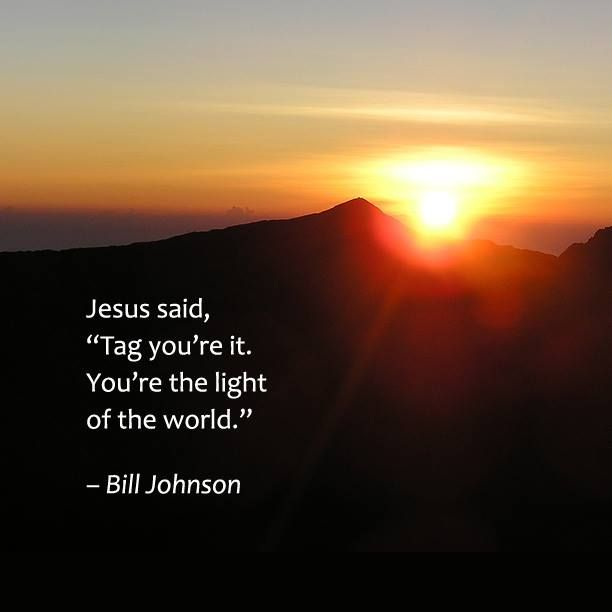 gallery for jesus is the light of the world quotes