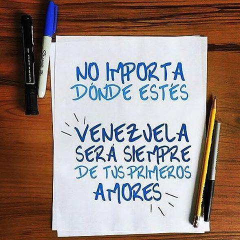 Te Amo, Venezuela ❤️