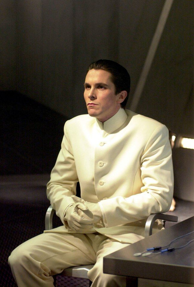 CB as Cleric John Preston in EQUILIBRIUM - Loved this movie!! ~Laurie~