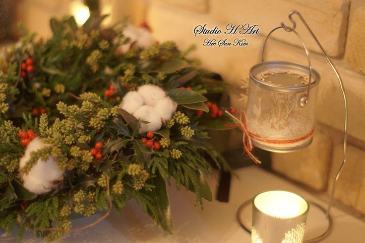 STUDIO H ART: Christmas Ornament