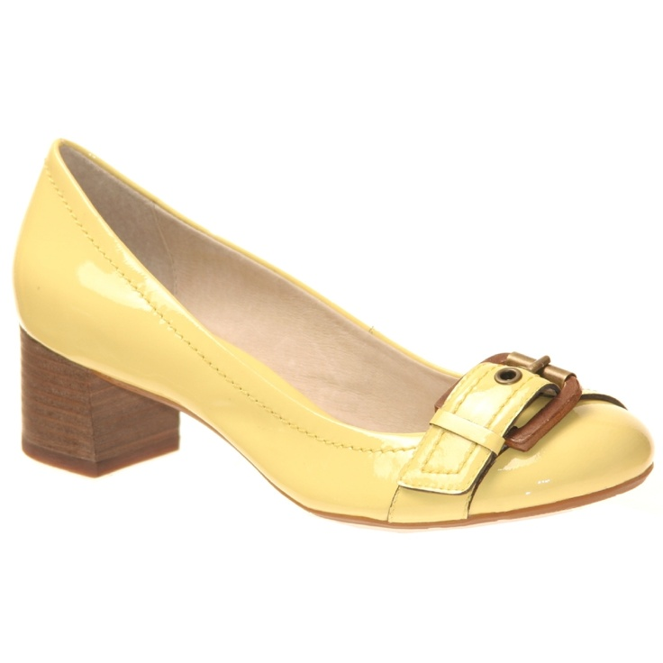 """Stylish and chic, with a modest heel, the Nicole """"Prance"""" is the perfect accessory for the fashionable gal on the go."""