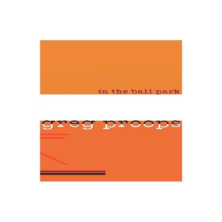 Greg Proops - In the Ballpark (Vinyl)