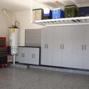 Hanging Garage Shelving Units