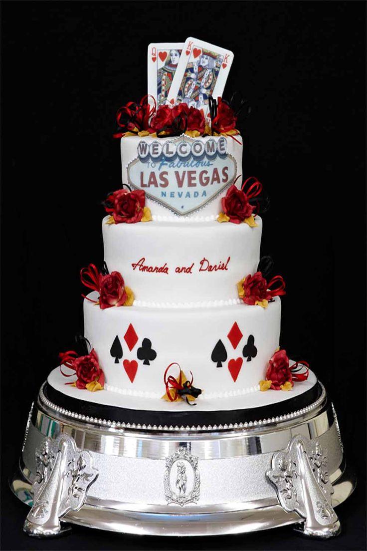 9 best images about Reception Cake on Pinterest Las vegas