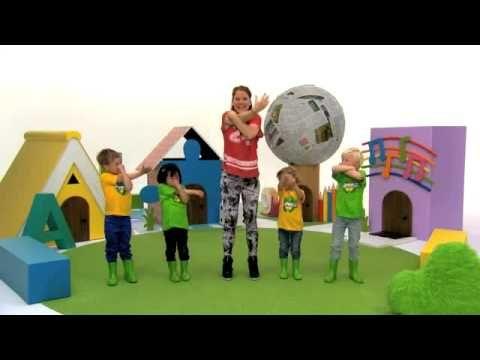 Zingen en dansen met Nienke van Zappelin - Muziekinstrumenten - YouTube