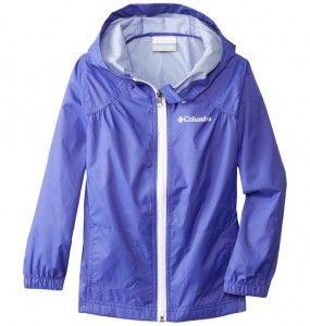Big Girl's Columbia Switchback Rain Jacket