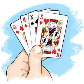 Learn about probabilities and put your counting skills to the test in the classic card game