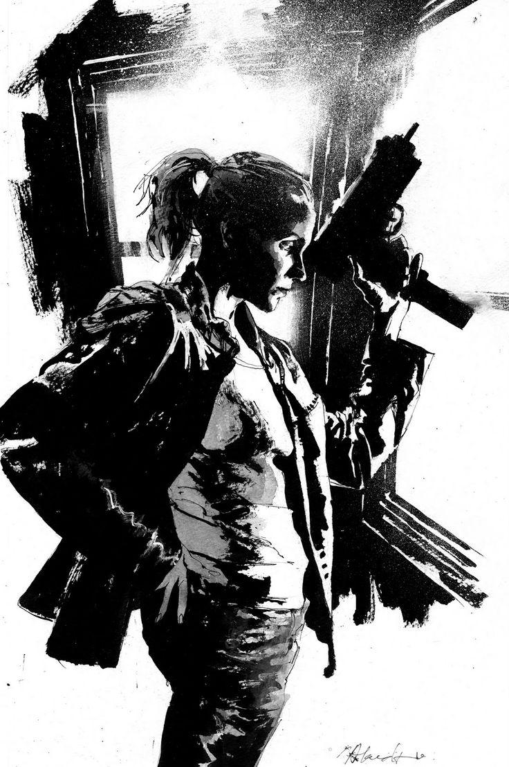 16 best images about Comic Art: Jason Shawn Alexander on Pinterest ...