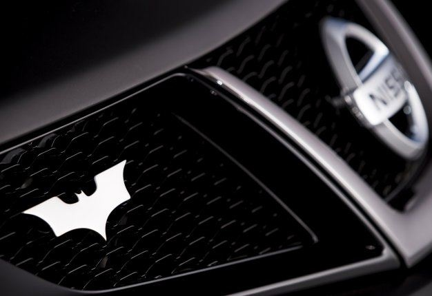 To celebrate Nissan's partnership with movie moguls Warner and the release of the third film in Christopher Nolan's Batman trilogy on DVD and Blu-Ray, Nissan has produced a unique car as a hat-tip to Gotham's caped crusader.    View more images at http://www.mccarthywecare.co.za/2013-dark-knight-rises-juke-nismo/#more-177