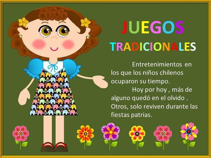 JUEGOS TRADICIONALES - CHILE - VIDEOS PARA NIÑOS - TIEMPO LIBRE