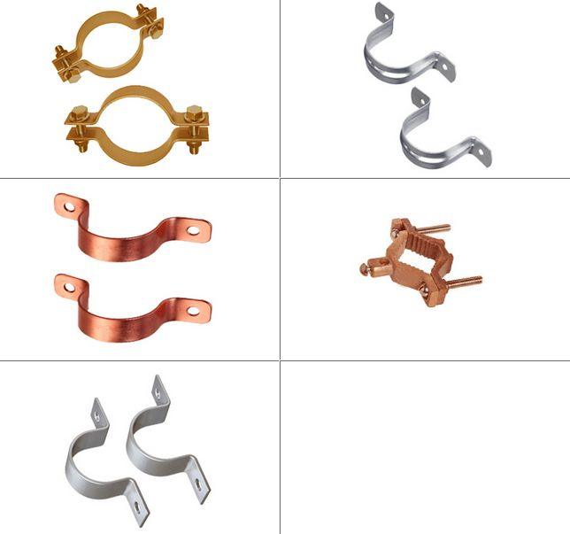 Pipe Clamps Brass Pipe Clamps Stainless Steel Copper Pipe Clamps #PipeClamps #BrassPipeClamps #StainlessSteelPipeClamps  #CopperPipeClamps