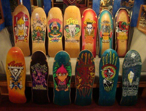 ALVA DECKS Skateboard Decks Pinterest