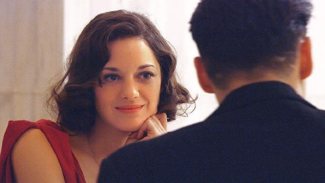 Still of Johnny Depp and Marion Cotillard in Public Enemies