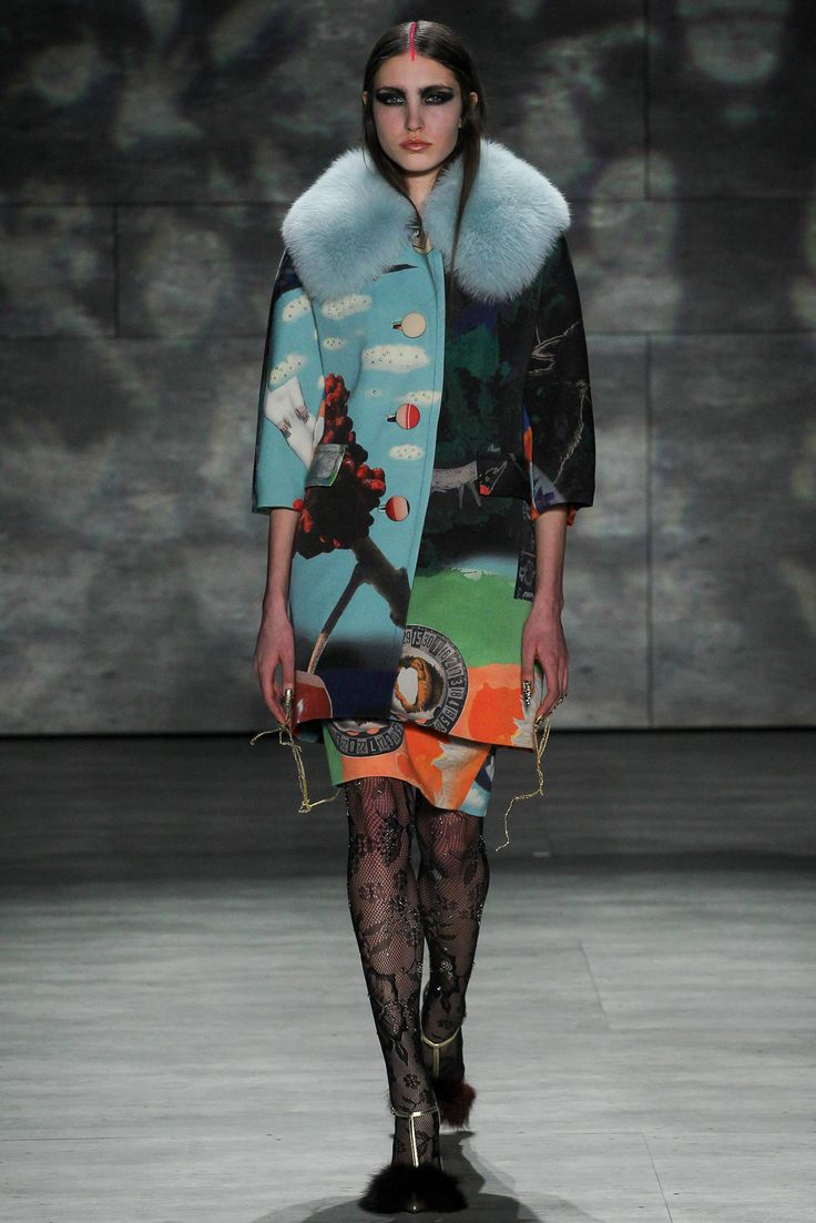 Libertine Fall 2015 Ready To Wear Look 4 Of 43 Fashionmoody Pinterest Inspiration