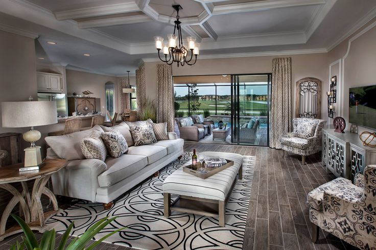 How would you RATE the decor in this living space on a scale from 1-10?!