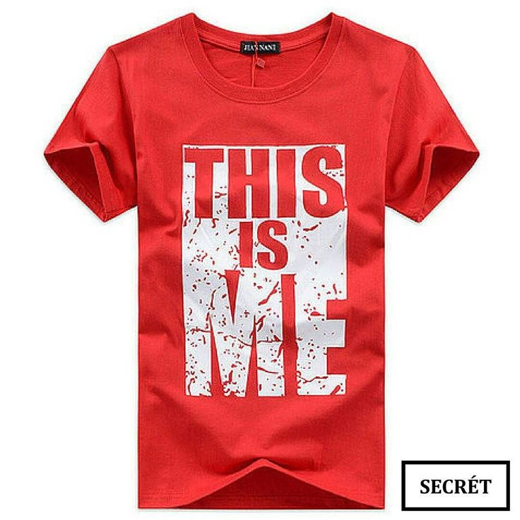 What is your personality? Write it on your shirt! :)  Follow us & tag your friends to win this Pop Personality T-Shirt! #thesecretchop #follow #giveaway #cute #fashion #picoftheday #fun