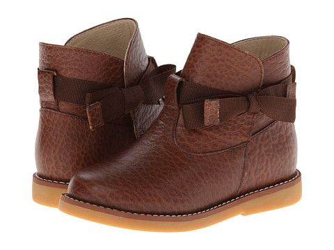 Elephantito Sophie Ankle Boot (Toddler/Little Kid/Big Kid) Brown - Zappos.com Free Shipping BOTH Ways