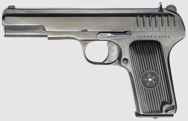 TT pistol (Tula, Tokarev) wallpaper