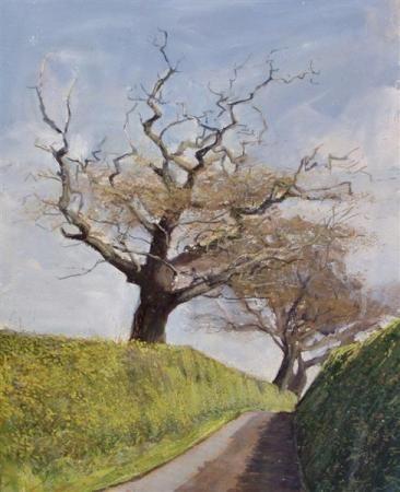 Coombe Gate - Paul Lewin