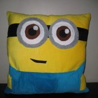 Despicable Me Minion Pillow, Cause every needs to hug a minion