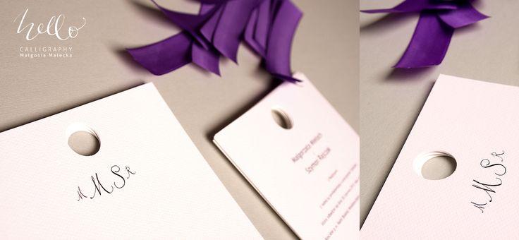violet gap . by HELLO .Małgosia Małecka.