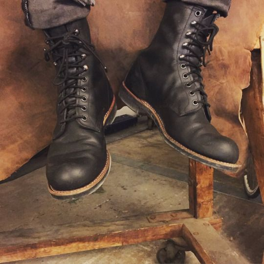 Red Wing Shoes Owners Club | Harvester after 1 Month