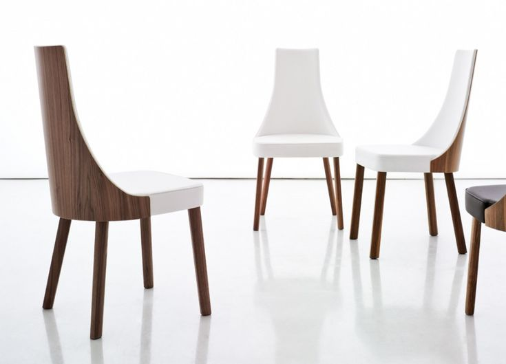 Modern Upholstered Dining Room Chairs With Milano Upholstered Dining Chair  Main Image