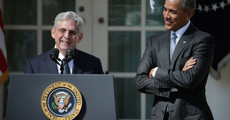 3/16/16 President Barack Obama nominated Merrick Garland to replace conservative Supreme Court Justice Antonin Scalia today. At age 63, Garland is also the oldest person nominated to the Supreme Court since President Nixon named Justice Lewis Powell in 1971. He is a 19 year veteran of the DC Circuit — a court that is widely viewed as the second-most powerful in the nation —