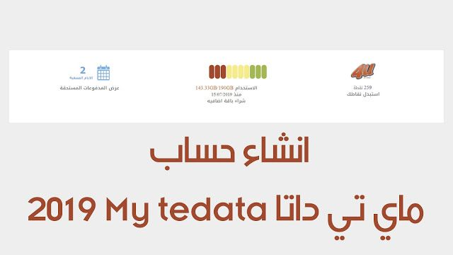 Pin By Mohamed Elryan On My Tedata