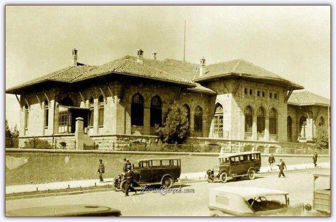 (TBMM) Türkiye Büyük Millet Meclisi Binaları - Forum Gerçek
