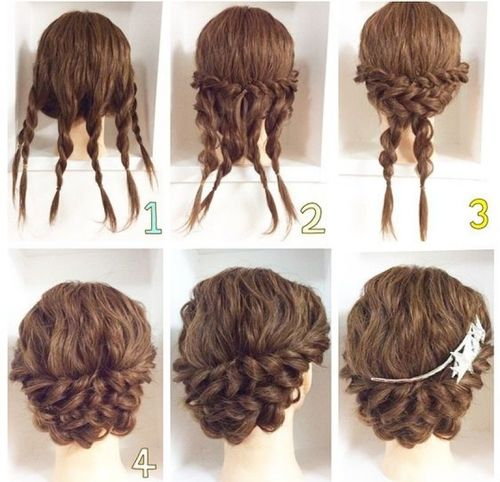 Image On We Heart It Hairstyles Pinterest Hair Style Prom