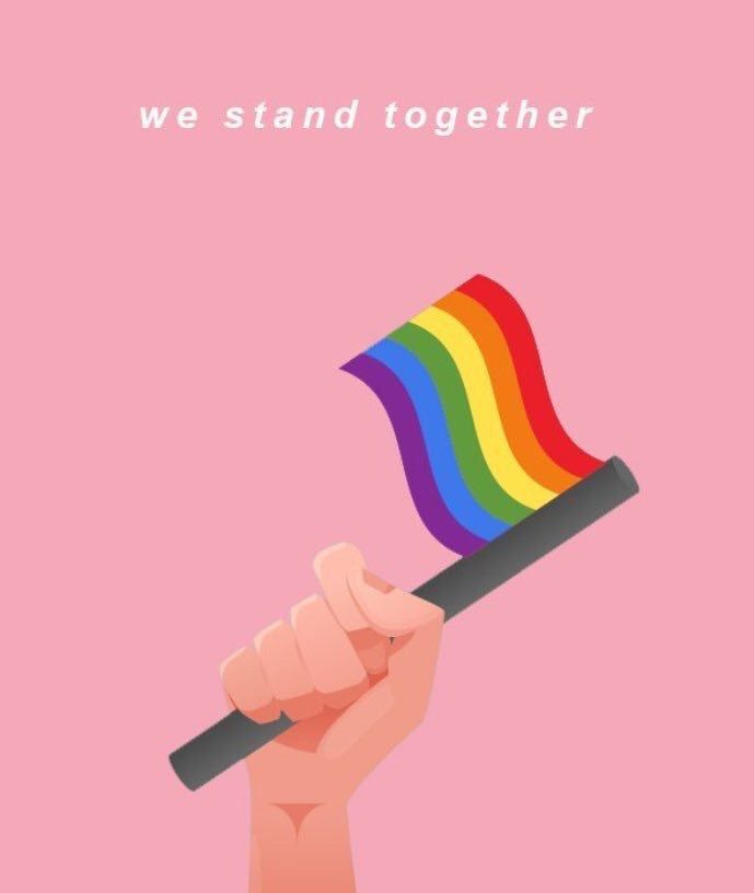 Pride Month reminds us that we need equality NOW. We need to do everything we can to create a safe space for those who are LGBTQ. Here are 5 Pride quotes. Gay Tumblr, Gay Aesthetic, Lesbian Pride, Lgbt Pride Quotes, Lgbt Community, Equality, Cute Gay, Fanart, Photos