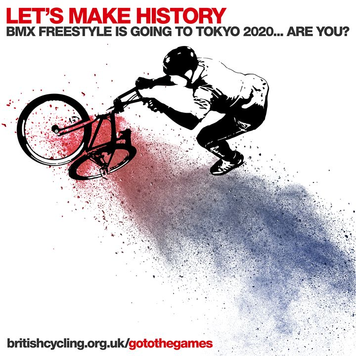 Do you have what it takes to make BMX Freestyle Park history? 🏅  Talented? Ambitious? Desire to compete in the FISE World Series and Tokyo 2020 Olympic Games?  Applications are open to join the Great Britain Cycling Team squad. Apply now: http://www.britishcycling.org.uk/gotothegames #cycling #sportsbase #cyclinglife #health #fashion #cyclist #healthyliving #sport #sporting #sportlife #fitness #fitnesslife #fitnessliving #yoga #yogalovers #yogalife
