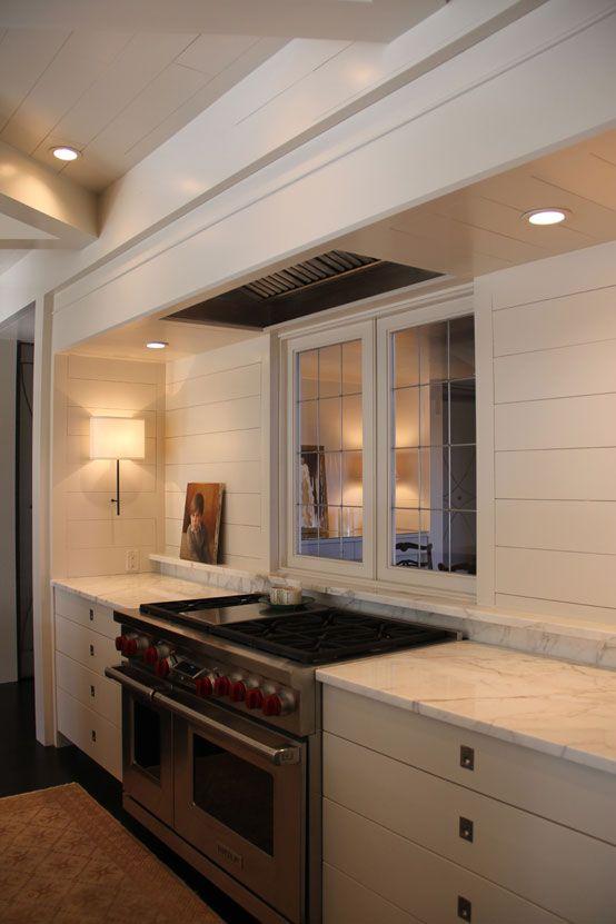 Ruard Veltman Architecture | Romantic Cottage. Sink location idea for an…