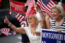 Romney fans